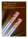 Picture of Solid Carbide End Mill for Tool steel,Alloy steel,Die Steel
