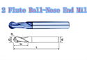 Picture of  End Mill-Ball Nose End