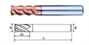 Picture of End Mill -Square End For Tools Steel,Alloy Steel,Die Steel