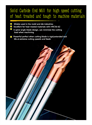 Picture of Solid carbide End Mill for Hardened Steels